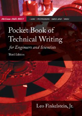Pocket Book of Technical Writing for Engineers & Scientists By Finkelstein, Leo